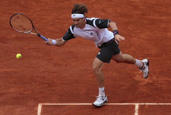 Pero tras la reanudación Ferrer encontró la forma de domin...