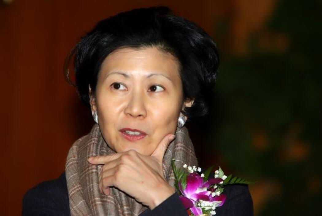 82.- SOLINA CHAU: Es originaria de Hong Kong y tiene múltiples negocios...