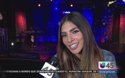 Qué hace Alejandra Espinoza en Houston