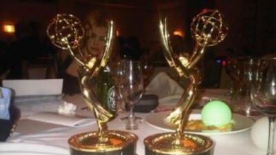 Dos de los Premios Emmy que ganó Univision 23 del 2011