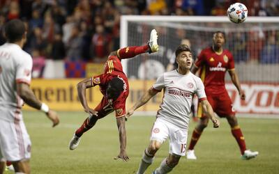 Tito Villalba Atlanta United Real Salt Lake