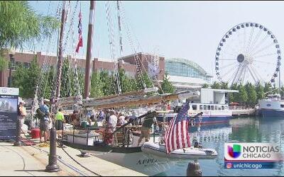 Un nuevo espectáculo llega a Navy Pier