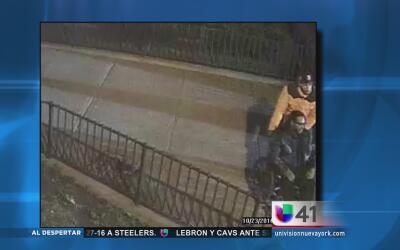 Buscan a sujetos relacionados con un homicidio en El Bronx