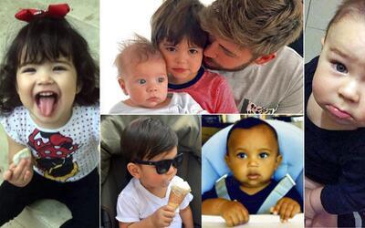 peque babies famosos redes sociales Pequeños Gigantes USA