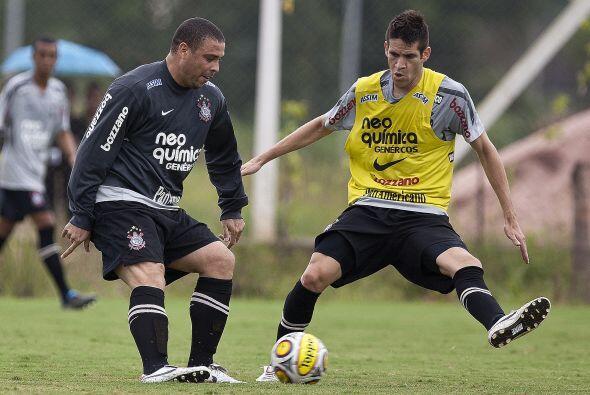 El Corinthians con Ronaldo a la cabeza integra el Grupo dos de la fase p...