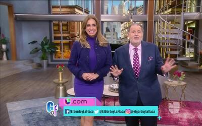 Comenzamos el show con excelentes noticias: Carlitos 'El Productor' es papá