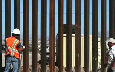 Compañías interesadas en construir el muro fronterizo podrán presentar s...