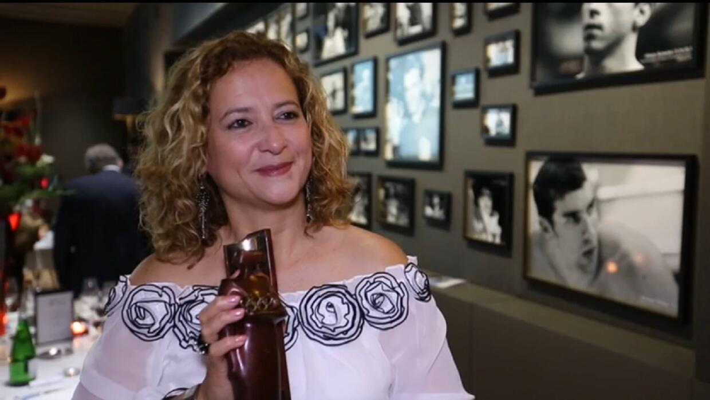 Sara Rosario, presidenta del Comité Olímpico de Puerto Rico
