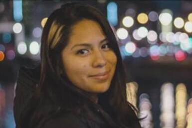 Estudiante hispana entre las víctimas de París