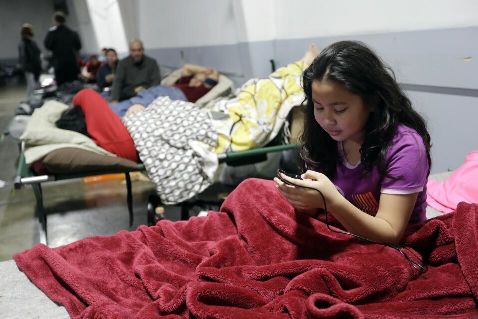 Bea Noelle De León, de 11 años, es una de la miles de personas que fue e...
