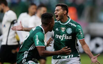 Palmeiras empató con Gremio
