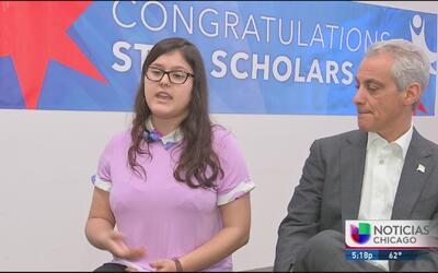Programa de becas de CPS ayuda a jovencitos a realizar sus sueños