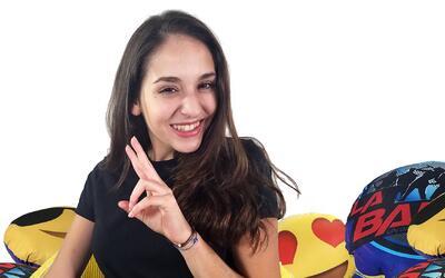 Sofía: 'Para mi la música es mi lenguaje'