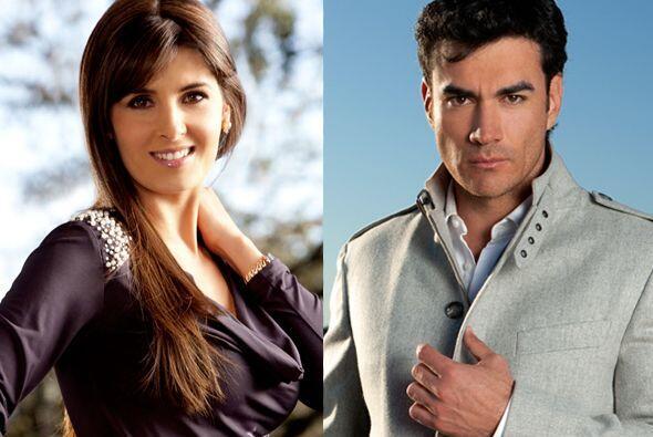 Esta será la primera vez que David Zepeda y Mayrín Villanueva hagan pare...