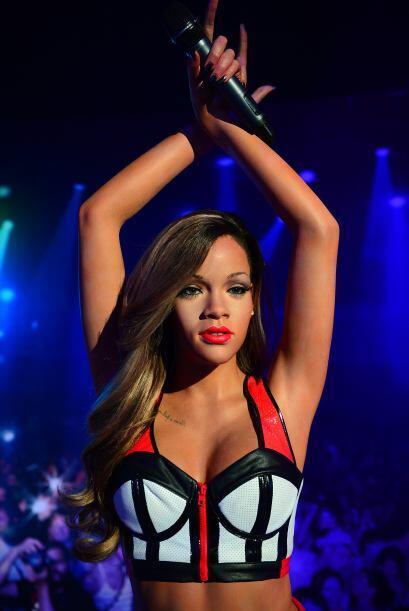 Rihanna no podía faltar.