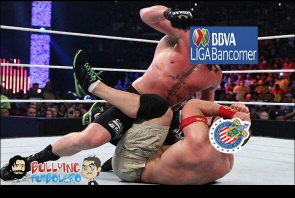 Las redes sociales no perdonaron a las Chivas, Atlas y Cruz Azul; además...