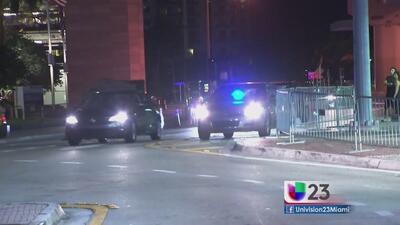 Entran en vigor cambios en el tráfico en Downtown Miami
