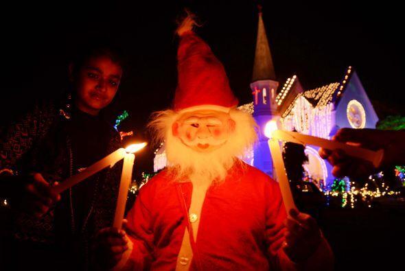 Imágenes de la navidad en el mundo