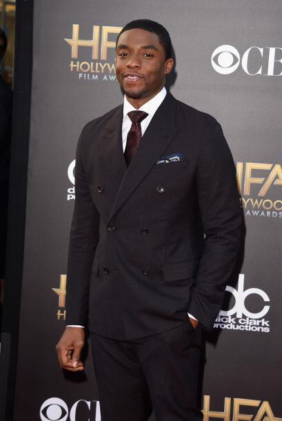Chadwick Boseman puso uno de los mejores ejemplos de las prendas que se