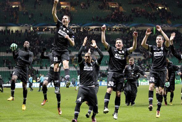 Un 0-3 que luce casi definitivo para ver a la Juventus en cuartos de fin...