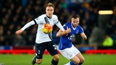 El Everton corta la racha del Tottenham