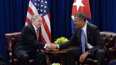 Obama viajará a Cuba en marzo, la primera visita de un presidente de EEU...