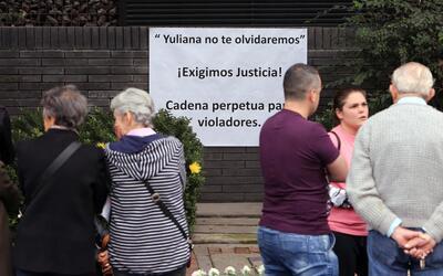Rabia e impotencia recorre por todo Colombia tras el asesinato de Yulian...
