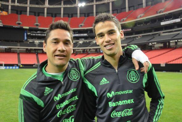 Mientras esto sucede, Miguel Herrera, Osvaldo Alanís, Luis Venega...