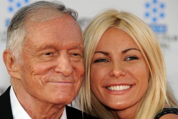 Un año después el hombre 'Playboy' la perdonó, ¡cuánto amor!  Mira aquí...