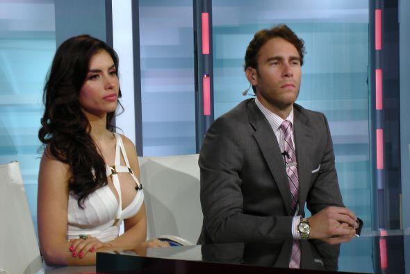Este domingo tuvimos dos invitados muy especiales, el actor Carlos de la...
