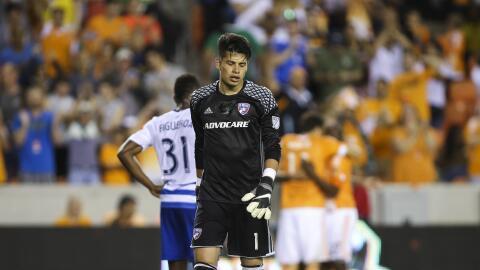 Jesse González, uno de los señalados en la derrota de FC Dallas.