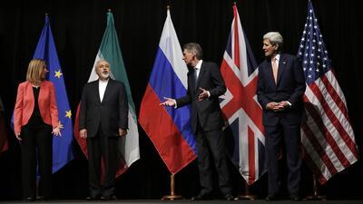 Estados Unidos e Irán sellan el pacto nuclear