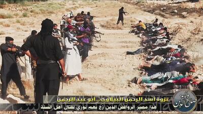 Escalofriantes ejecuciones de extremistas islámicos