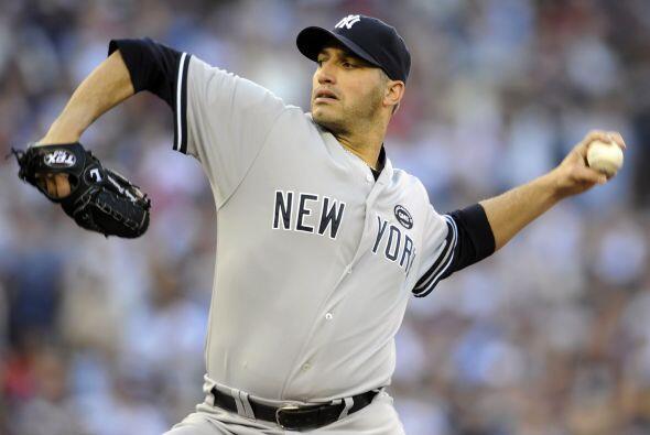 Los Yankees ganaron con buena faena monticular del zurdo Andy Pettitte,...