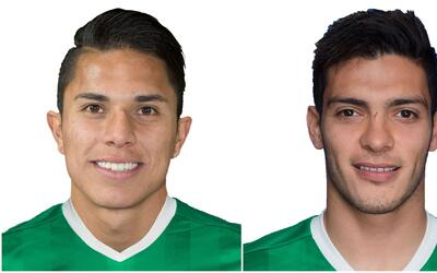 Así reaccionaron Carlos Salcedo y Raúl Jiménez tras el llamado de Juan C...