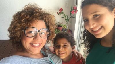 La periodista venezolana Tamoa Calzadilla enfrenta la incertidumbre de s...
