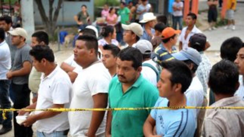 La masacre de Petén es uno de los peores crímenes ocurridos en Guatemala...
