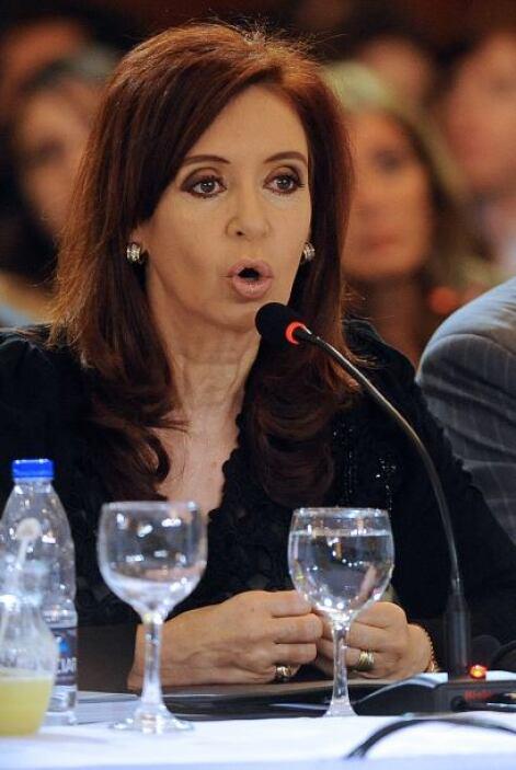 Fernández, quien puede aspirar a un segundo mandato, es la preferida por...