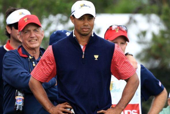 Los problemas personales del golfista terminaron con su carrera deportiv...