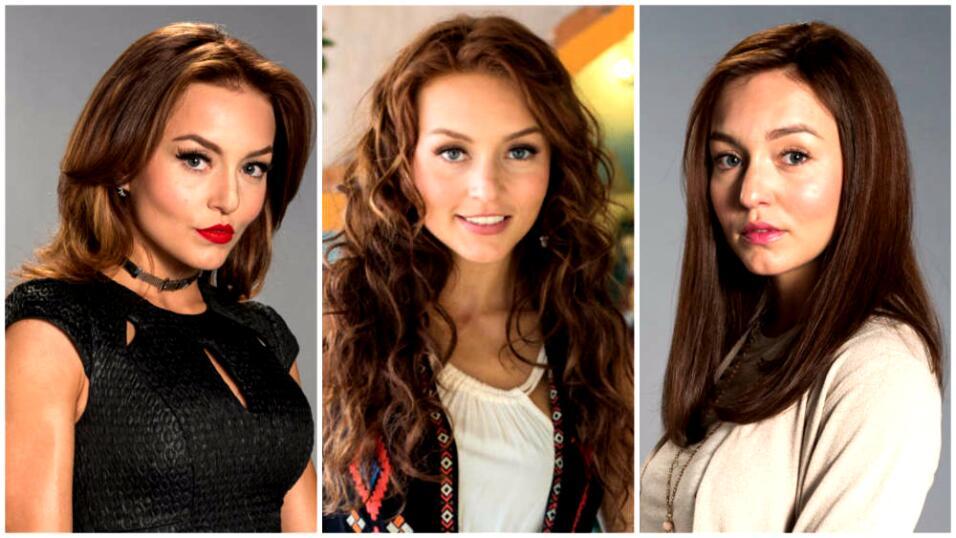 Tan iguales, tan distintas, ¿cuál es tu Ana favorita?