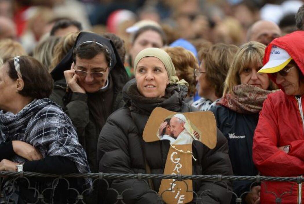 """""""Hoy es un día de lágrimas"""", proclamó Francisco al recordar a las víctim..."""