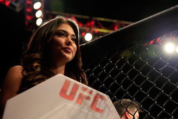 El salario más bajo de un novato de la UFC comienza en $8000, con...