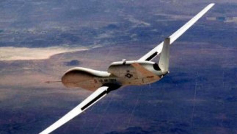 Dron de la Fuerza Aérea de Estados Unidos.