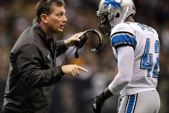 38. DETROIT LIONS  Valor: $844 millones.  Dueño: William Clay Ford.