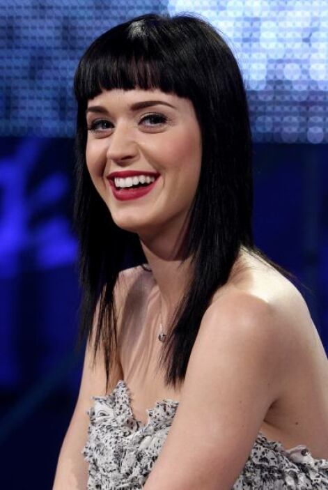Con los años, Katy comenzó a lucir un 'look' más estilizado y preparado:...