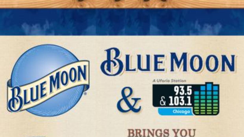 Blue Moon y 93. 5 & 103. 1 presentan Parranda Luna Llena. Se dice que la...