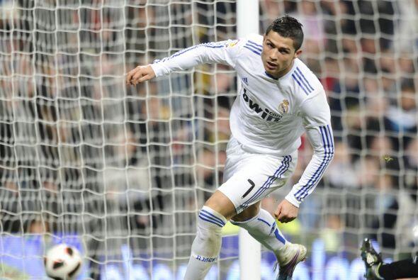 Cristiano terminó de encontrar el olfato goleador y marcó...