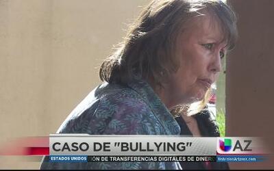 La despiden por defender a estudiante de bullying
