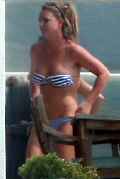 ¡Britney Spears es una chica que tiene el mismo problema para mant...