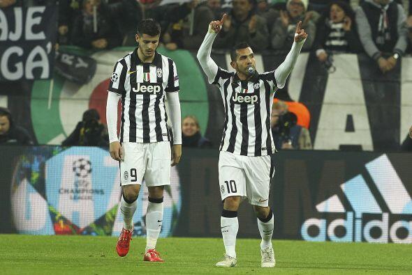 En el otro encuentro de la jornada Juventus derrotó 2-1 al Boruss...